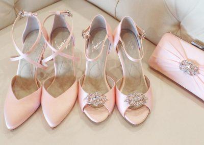 Milonga Antique Hedy pink