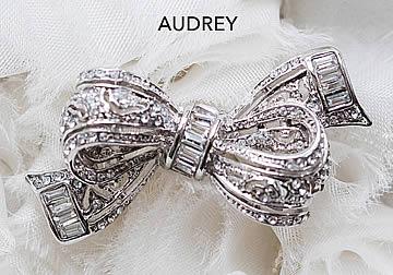 Audrey Brooch