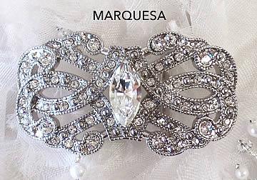 Marquesa Brooch