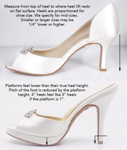 How Do I Measure Heels
