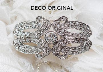 Deco Original Brooch