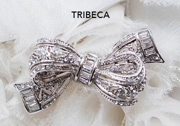 Tribeca Brooch