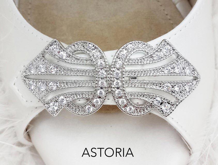 Astoria Brooch