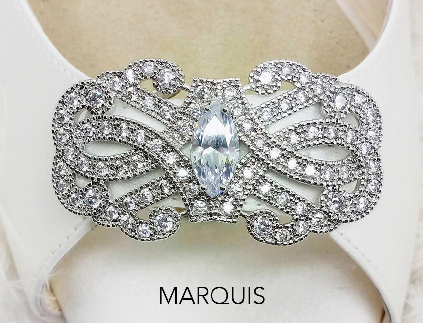 Marquis Brooch