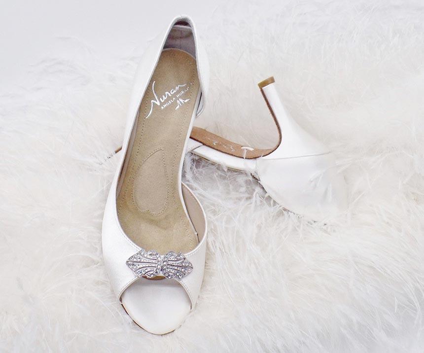 Ingrid Pumps by Angela Nuran Shoes